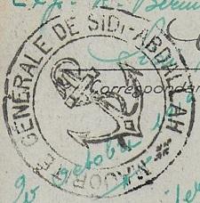 * SIDI-ABDALLAH * 1919-110