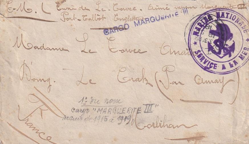 * MARGUERITE VI (1915/1923) * 191_0011
