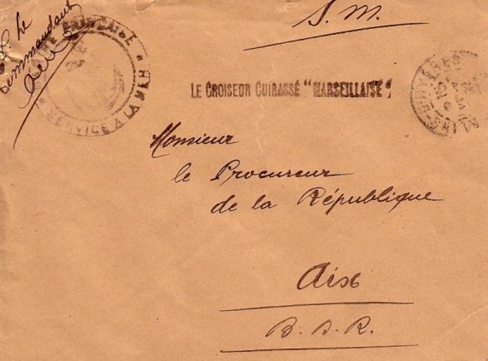 * MARSEILLAISE (1903/1932) * 193210