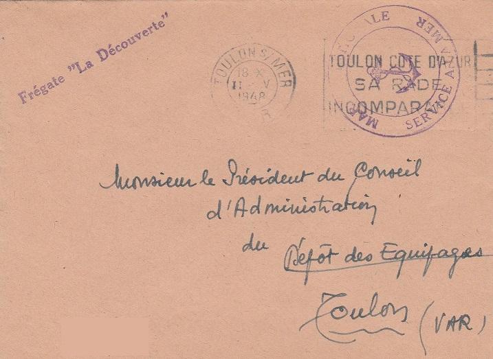 * LA DÉCOUVERTE (1943/2002) * 1948-011