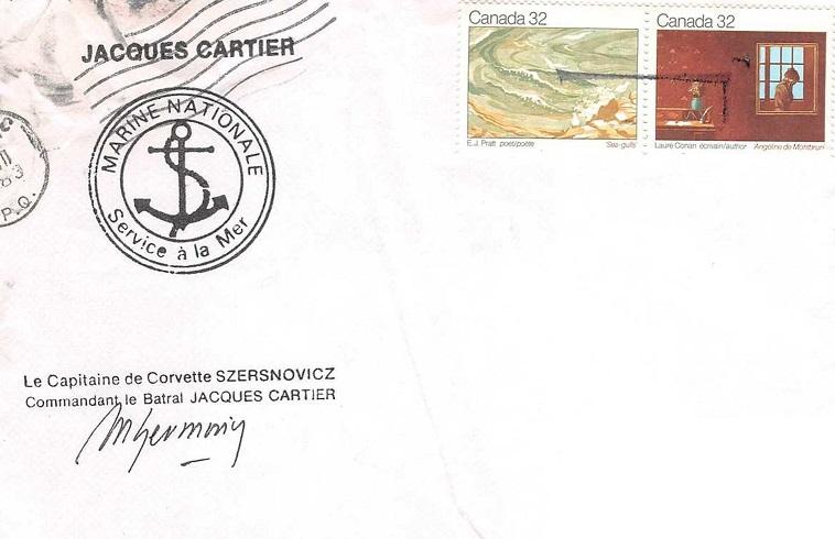 * JACQUES CARTIER (1983/2013) * 198310