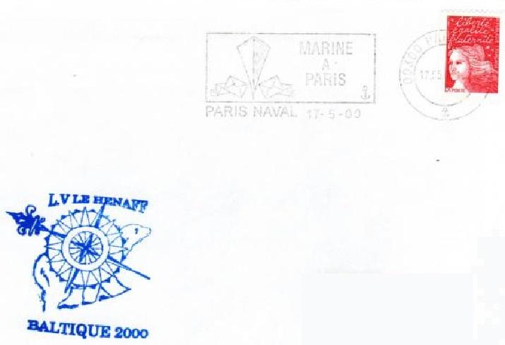 * LIEUTENANT DE VAISSEAU LE HÉNAFF (1980/....) * 2000-015