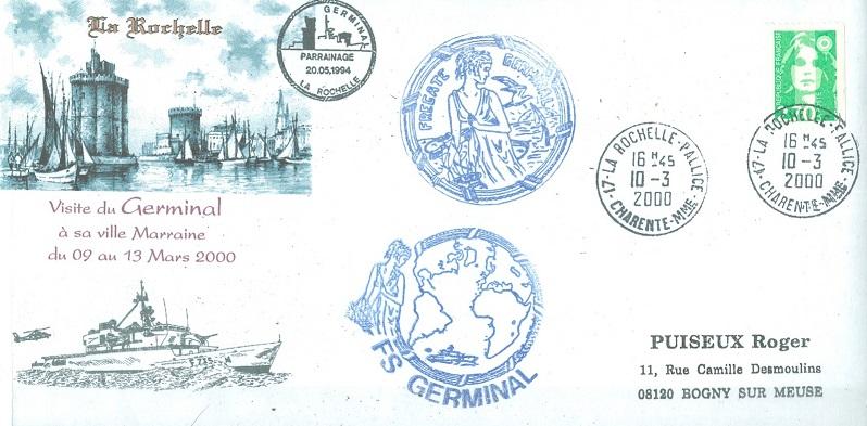 * GERMINAL (1994/....) * 2000-018