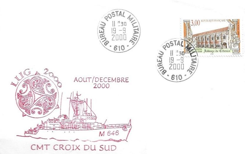 * CROIX DU SUD (1986/....) * 2000-025