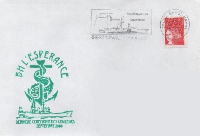 * L'ESPÉRANCE (1968/2000) * 2000-027