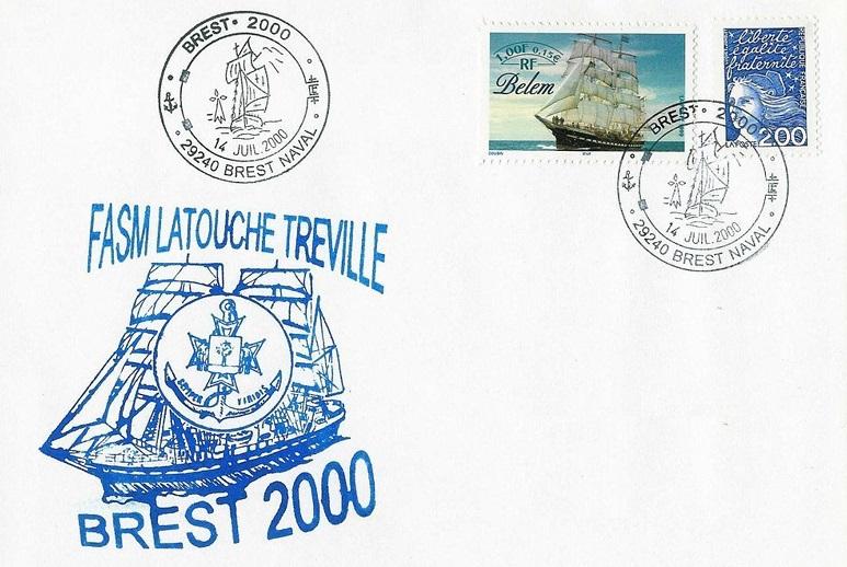 * LATOUCHE-TRÉVILLE (1990/....) * 2000-037