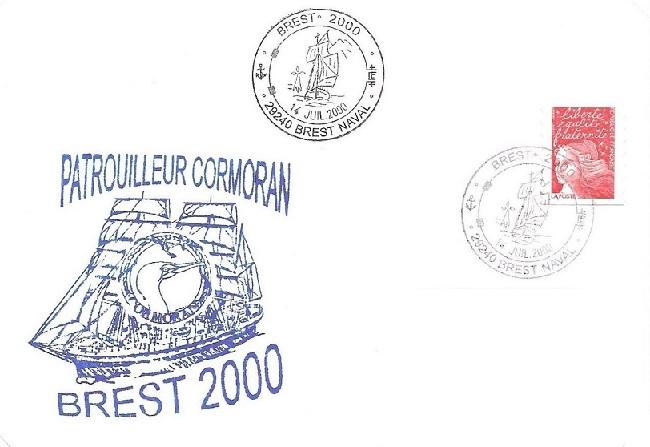 * CORMORAN (1995/....) * 2000-040