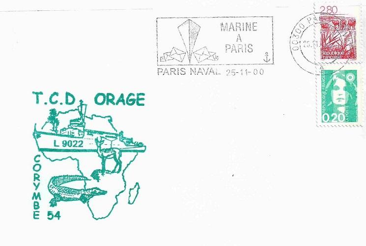 * ORAGE (1968/2007) * 2000-111