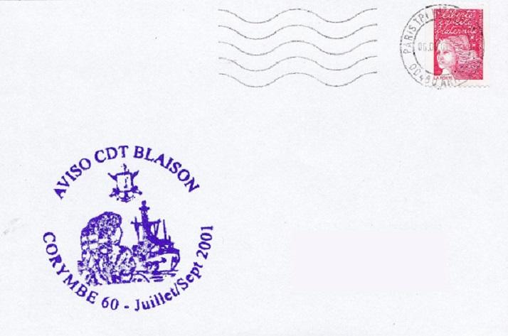 * COMMANDANT BLAISON (1982/....) * 2001-010