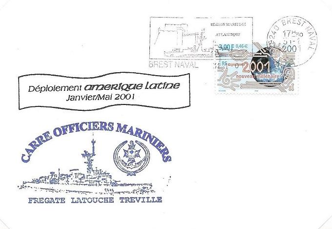 * LATOUCHE-TRÉVILLE (1990/....) * 2001-017