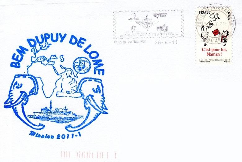 * DUPUY DE LÔME (2006/....) * 2001-021