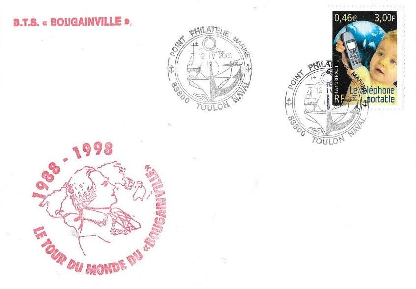 * BOUGAINVILLE (1988/2009) * 2001-023