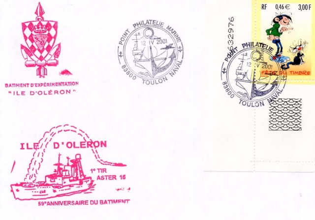 * ÎLE D'OLÉRON (1945/2002) * 2001-024
