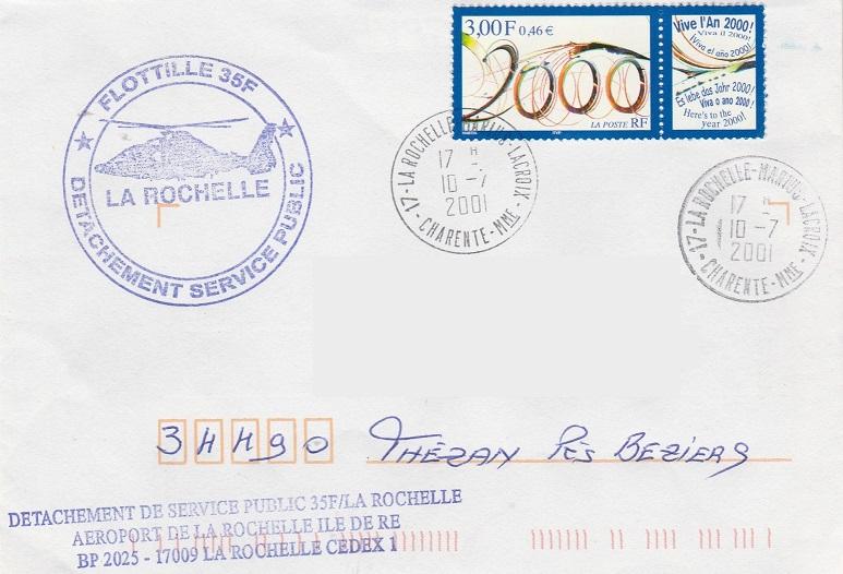 * FLOTTILLE 35 F * 2001-027