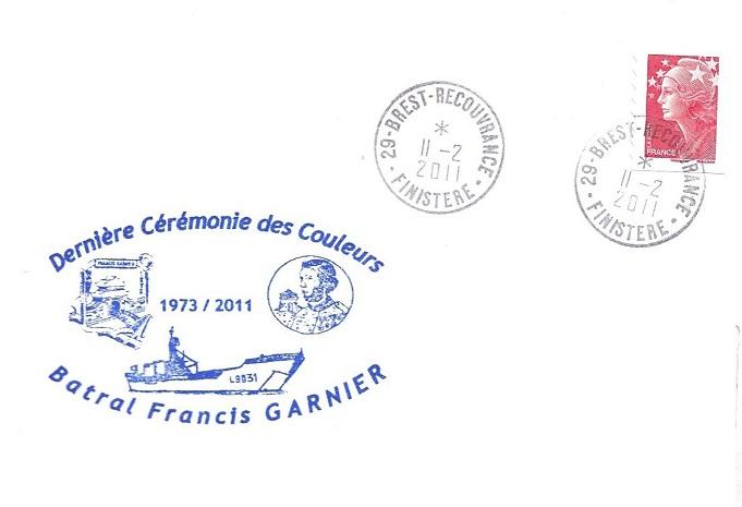 * FRANCIS GARNIER (1974/2011) * 2001-028