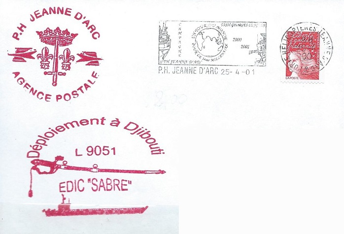 * SABRE (1987/2010) * 2001-034