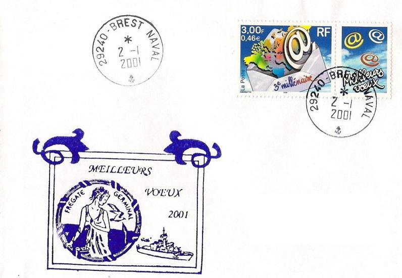 * GERMINAL (1994/....) * 2001-038