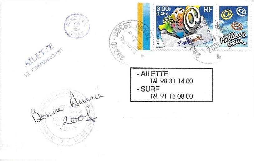 * AILETTE (1988/....) * 2001-042