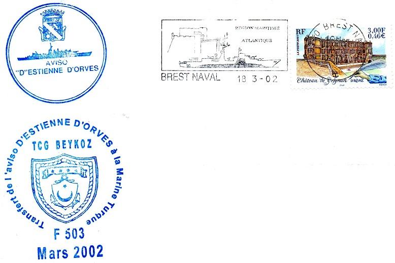 * D'ESTIENNE D'ORVES (1976/1999) * 2002-012