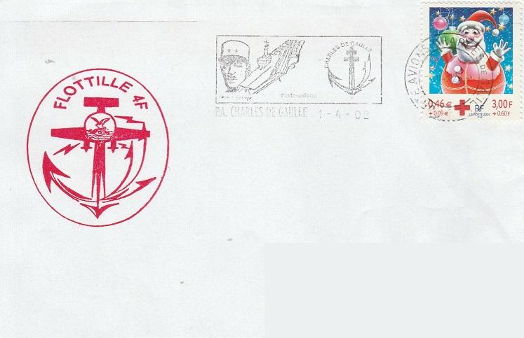 * FLOTTILLE 04 F * 2002-019