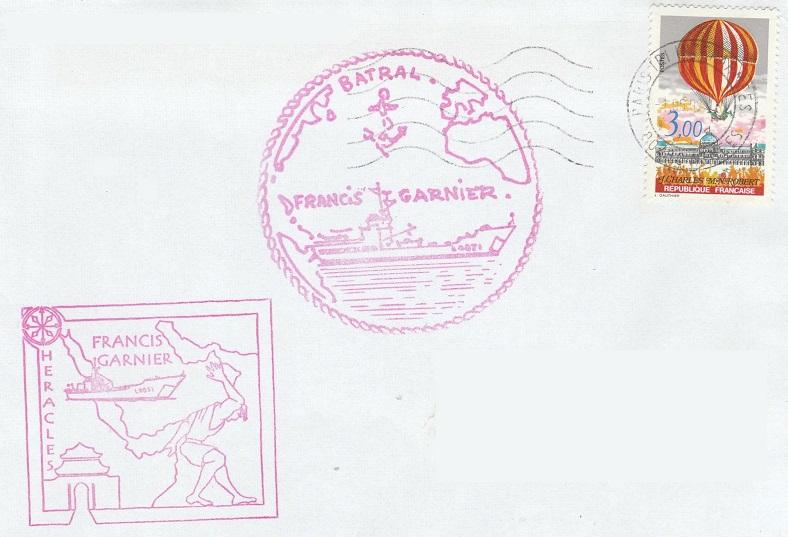 * FRANCIS GARNIER (1974/2011) * 2002-022