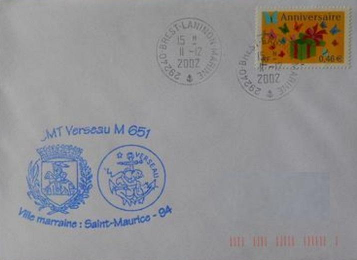 * VERSEAU (1987/....) * 2002-115