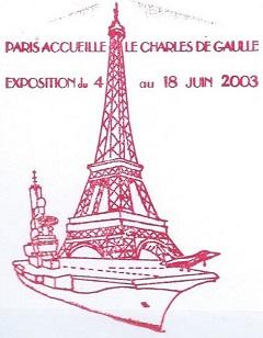 * CHARLES DE GAULLE (2001/....) * 2003-010