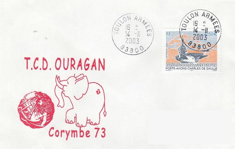 * OURAGAN (1965/2006) * 2003-112