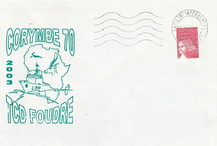 * FOUDRE (1990/2011) * 200310