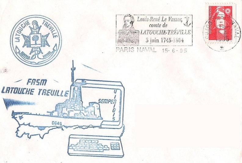 * LATOUCHE-TRÉVILLE (1990/....) * 2004-029