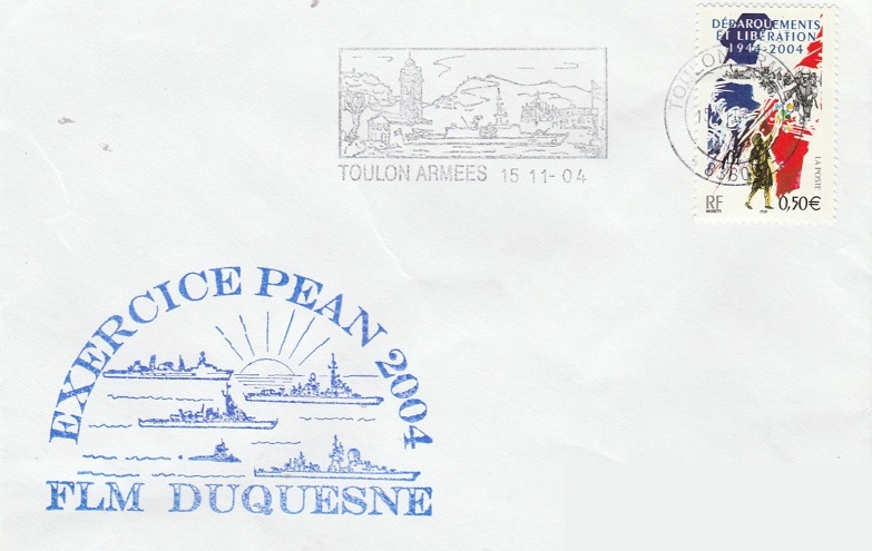 * DUQUESNE (1970/2007) * 2004-114