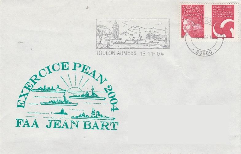 * JEAN BART (1991/....) * 2004-115