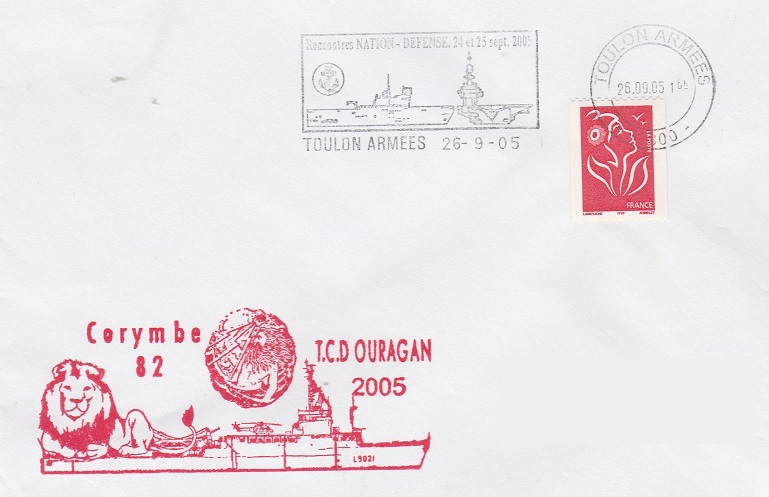 * OURAGAN (1965/2006) * 2005-019