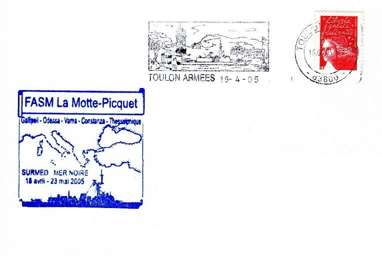 * LA MOTTE-PICQUET (1988/....) * 2005-032