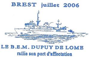 * DUPUY DE LÔME (2006/....) * 2006-011