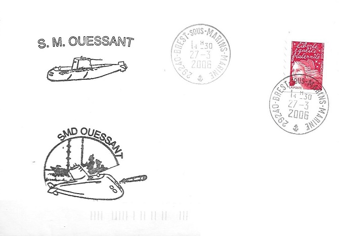 * OUESSANT (1978/2007) * 2006-018