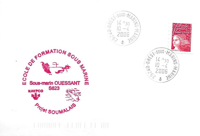 * OUESSANT (1978/2007) * 2006-019