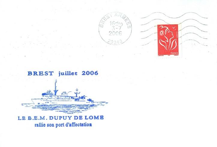 * DUPUY DE LÔME (2006/....) * 2006-021