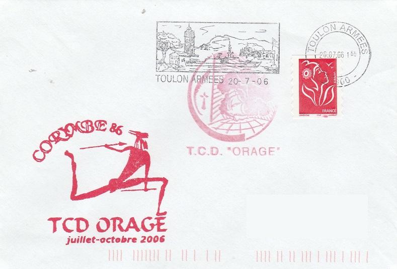 * ORAGE (1968/2007) * 2006-031