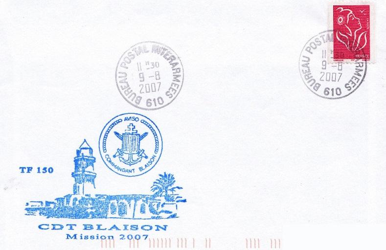 * COMMANDANT BLAISON (1982/....) * 2007-016
