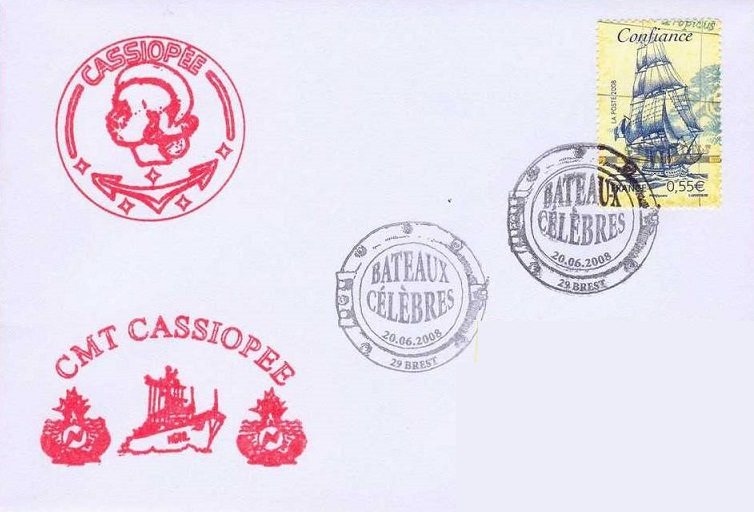 * CASSIOPÉE (1984/....) * 2008-024