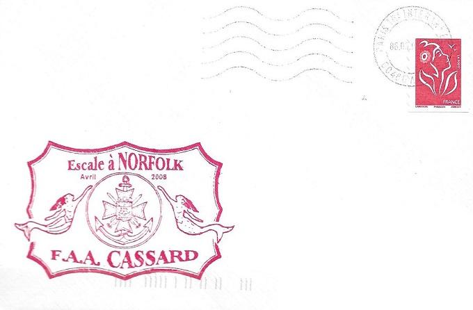 * CASSARD (1988/2019) * 2008-027