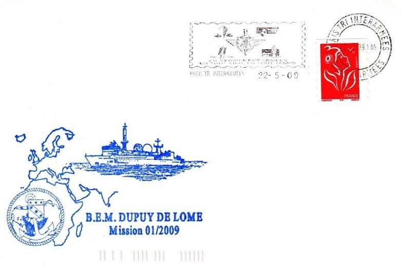 * DUPUY DE LÔME (2006/....) * 2009-017
