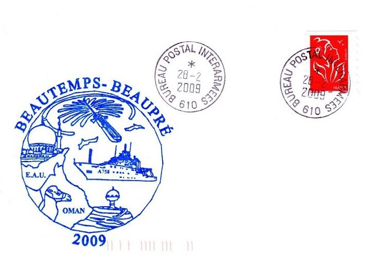 * BEAUTEMPS-BEAUPRÉ (2003/....) * 2009-032