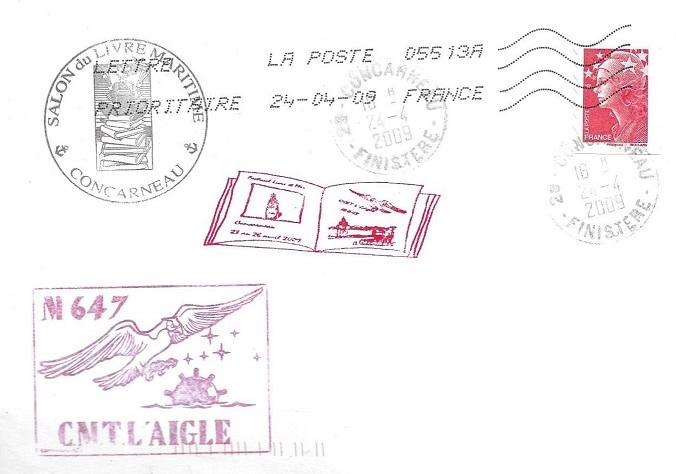 * L'AIGLE (1987/....) * 2009-034