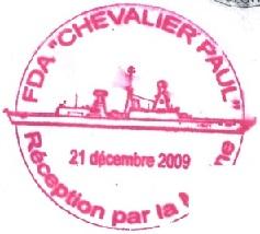 * CHEVALIER PAUL (2011/....) * 2009-110