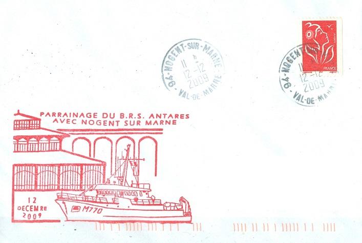 * ANTARÈS (1993/....) * 2009-114