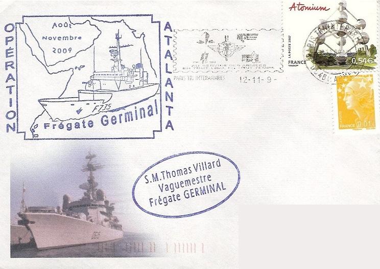 * GERMINAL (1994/....) * 2009-116