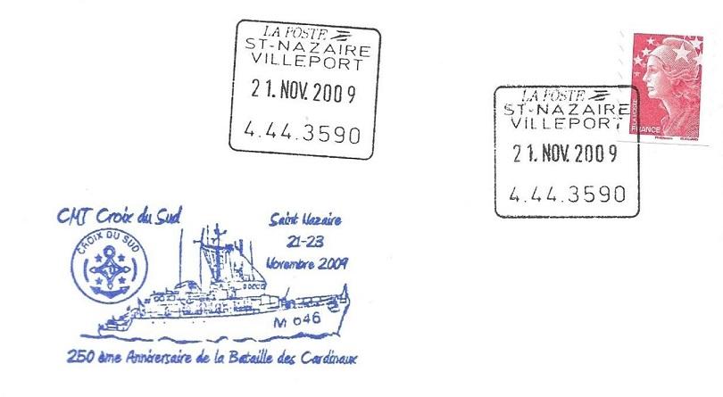* CROIX DU SUD (1986/....) * 2009-124