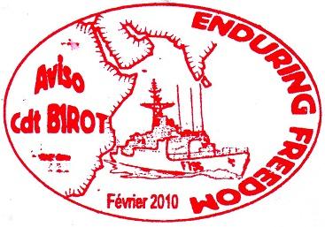 * COMMANDANT BIROT (1984/....) * 2010-010
